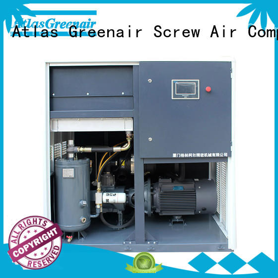 Atlas Greenair Screw Air Compressor vsd compressor atlas copco manufacturer customization