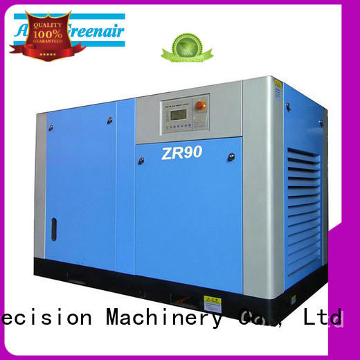 oil free rotary screw air compressor manufacturer for sale