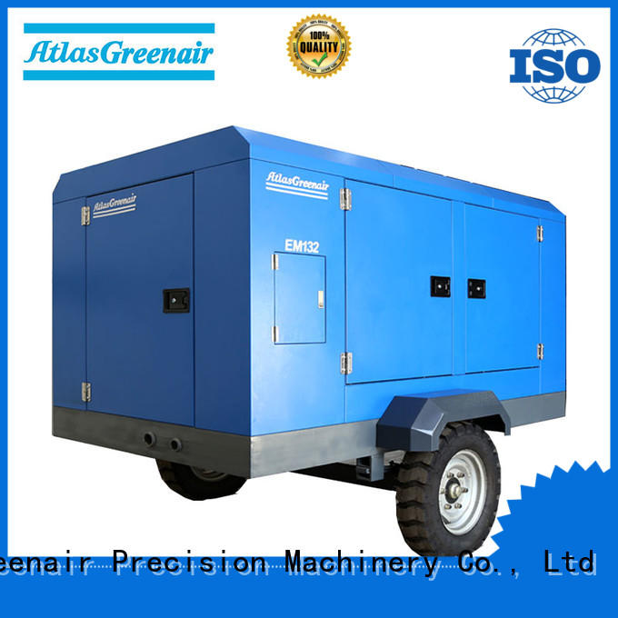 electric rotary screw air compressor with intelligent control system wholesale