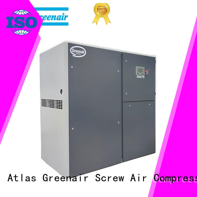 Atlas Greenair Screw Air Compressor atlas copco screw compressor factory wholesale