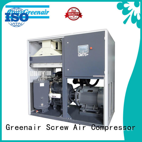 vsd compressor atlas copco pm for tropical area Atlas Greenair Screw Air Compressor