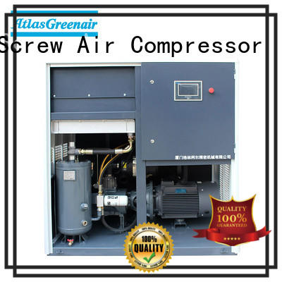 GM Series PM Motor Single Stage VSD Rotary Screw Air Compressor