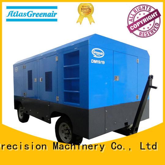 Atlas Greenair Screw Air Compressor mobile air compressor supplier design