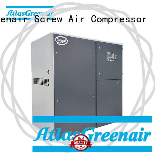 Atlas Greenair Screw Air Compressor ga rotary screw compressor manufacturers manufacturer for tropical area