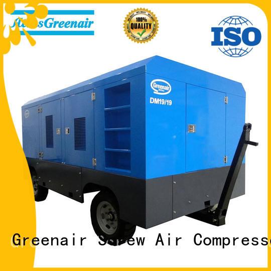 diesel screw compressor dm for sale Atlas Greenair Screw Air Compressor