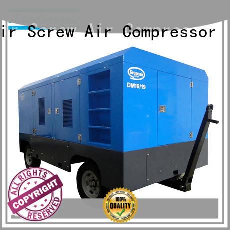 Atlas Greenair Screw Air Compressor new mobile air compressor manufacturer for sale